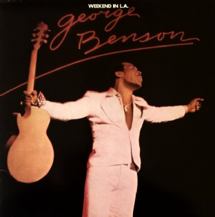 George Benson ‎- Weekend In L.A. (LP) (VG+/VG-)